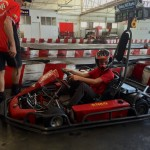 Me on my go kart