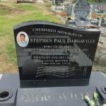 Steve's grave 2