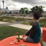 Bday lunch at silo park
